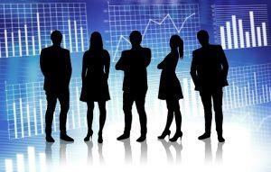 kobiety i mężczyźni na rynku pracy
