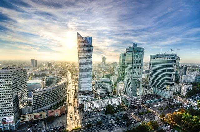 rynek pracy w Warszawie